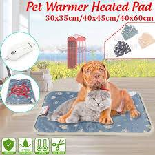bsaid 1pcs electric heated feet warmer for heating shoe insoles slippers warm soft fleece suede massager pads foot