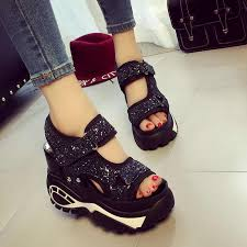 European American style <b>sexy</b> nightclub women shoes 18CM ...