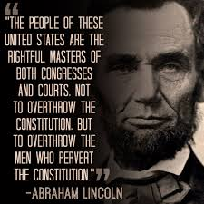 5 Abraham Lincoln Quotes To Live And Govern By - National ...