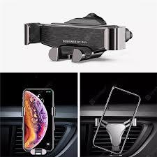 <b>Gravity Air Vent Car</b> Phone Holder
