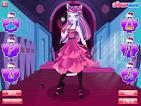 Игры для девочек бесплатно раскраска монстер хай