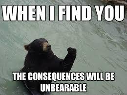 khan!!!!!!!!!!! - Vengeful Bear - quickmeme via Relatably.com