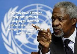 Kofi Annan Pictures, Images, Photos - kaifyi.com via Relatably.com
