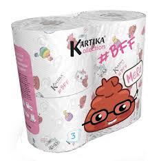 <b>Туалетная бумага World Cart</b> BFF — купить в интернет-магазине ...