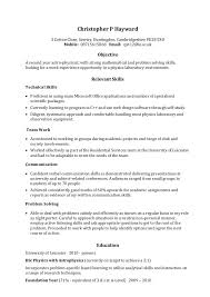 Medical Assistant Skills Resume Examples  medical assistant resume        Cover Letter Format Layout Ideas Download      Sample