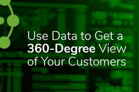 Use Data to Get a <b>360</b>-<b>Degree</b> View of Your Customers