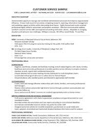 customer service sample resume   ziptogreen comcustomer service sample resume and get inspired to make your resume   these idea
