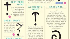 Little-Known Punctuation Marks for National Punctuation Day ...