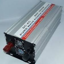 GOWE <b>1500W 220VDC</b> to 110V/<b>220VAC Off Grid</b> Pure Sine Wave ...
