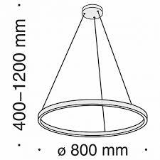 Подвесной <b>светильник MAYTONI MOD058PL-L42BS4K RIM</b> ...