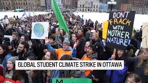 Ottawa students join in global strike for climate change action ...
