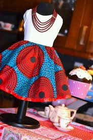 Little <b>girl</b> African print <b>dress</b> in 2020   African <b>dresses</b> for <b>kids</b>, African ...