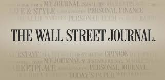 Image result for the wall street journal