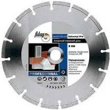 <b>Диск алмазный</b> Fubag 300х30/25.4мм Universal Pro (12300-6 ...