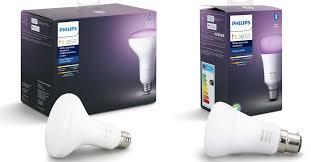 Philips Hue bulbs now come with <b>Bluetooth</b>, so you don't need a hub ...
