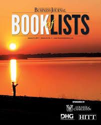 charleston book of lists by sc biz news issuu