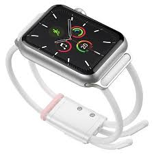 <b>Baseus Let's Go</b> strap for AppleWatch 3/4/5 42 mm / 44 mm (white ...