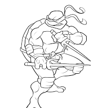 Small Picture Ninja turtles coloring pages from animated cartoons of 2014 2015