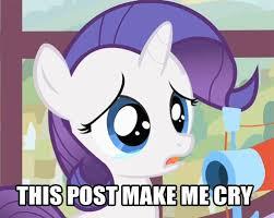 My Little Pony Meme - My Little Pony Memes Photo (35355240) - Fanpop via Relatably.com