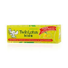 Twin lotus <b>зубная паста</b> для <b>детей</b> (<b>зубная паста</b>, 50 г) - цена ...