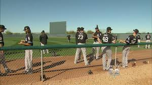 Image result for images of white sox training camp