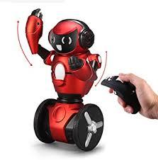 <b>WLTOYS F1</b> Lightweight 2.4G Intelligent Balance G-Sensor RC Robot