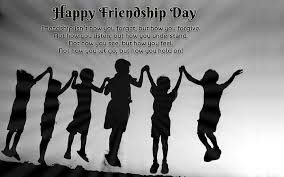 importance of friendship day for essays friendship day history