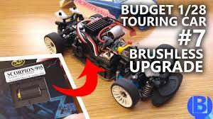 <b>WLtoys K989</b> Budget Touring <b>Car</b> - Stage7 Brushless Upgrade ...