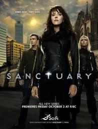 Убежище / Sanctuary 1-4 сезон все серии смотреть онлайн