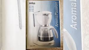 <b>Кофеварка braun KF</b> 550, тип 3104, 1100 ватт. сдела купить в ...