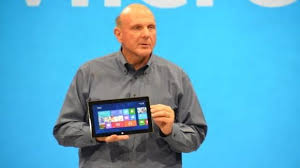 Microsoft launches Surface Tablets
