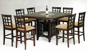 tabacon counter height dining table wine: homelegance rd oval counter height table