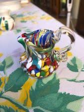 Multi-<b>Coloured Hand Blown Italian</b> Art <b>Glass</b> for sale   eBay