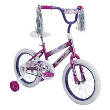 "Huffy 16"" Sea <b>Star Girl's</b> Bike, Metallic Purple - Walmart.com ..."