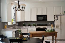 Paint Grade Cabinets Oak Kitchen Reveal From Builder Grade To Custom Made Evolution