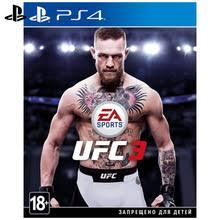 <b>Игра для Sony</b> PlayStation 4 UFC 3 (русские субтитры) - купить ...
