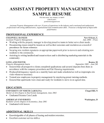 manager management property manager resume  seangarrette c ager management property manager resume sample