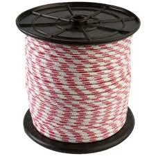 Шнур бытовой <b>катушка 8</b> мм 200 м, полипропилен, цвет ...
