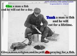 Quotes Ice Fishing Meme. QuotesGram via Relatably.com
