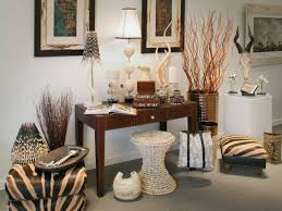 south african decor:  south african living room designs  african safari interior style