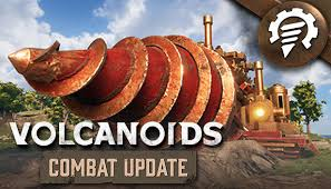Save 25% on Volcanoids on Steam