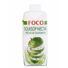 Спортивные напитки <b>Нектар гуанабаны FOCO 330</b> мл купить в ...