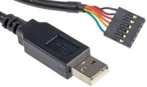 <b>TTL</b>-232R-3V3 | FTDI Chip, 3.3 V <b>TTL USB to UART</b> Cable - <b>TTL</b> ...