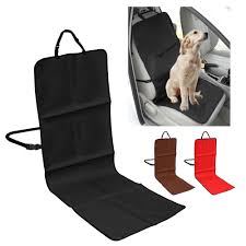 <b>Waterproof Dog Car</b> SUV Seat Cover Truck Front Seat Mat Protector ...