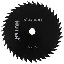 <b>Диск</b> режущий для <b>триммера HUTER</b> GTD-40 T 71/2/7 купить ...