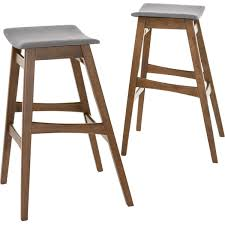 Modern & Contemporary Set Of <b>4 Bar Stools</b> | AllModern