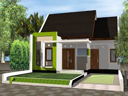 bentuk rumah sederhana type 36: Gambar model rumah minimalis type 36 sederhana desainrumahnya com