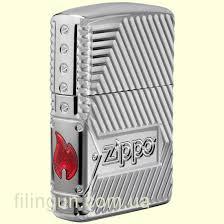 <b>Зажигалка</b> Zippo 29672 <b>Armor</b> Zippo <b>Bolts</b> Design – купить в ...