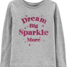 <b>Dream Big</b> Sparkle More Tee | carters.com