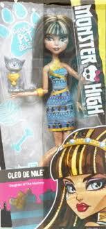 Коллекция с питомцами <b>Monster High</b>, 2016: Ghoul's Pet Beasties